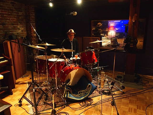 session music tom micros drums micros