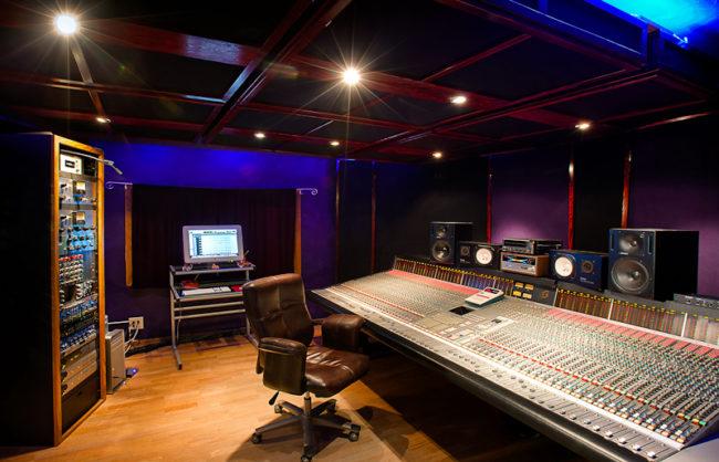 Seattle Recording Studio Recording Studio Seattle